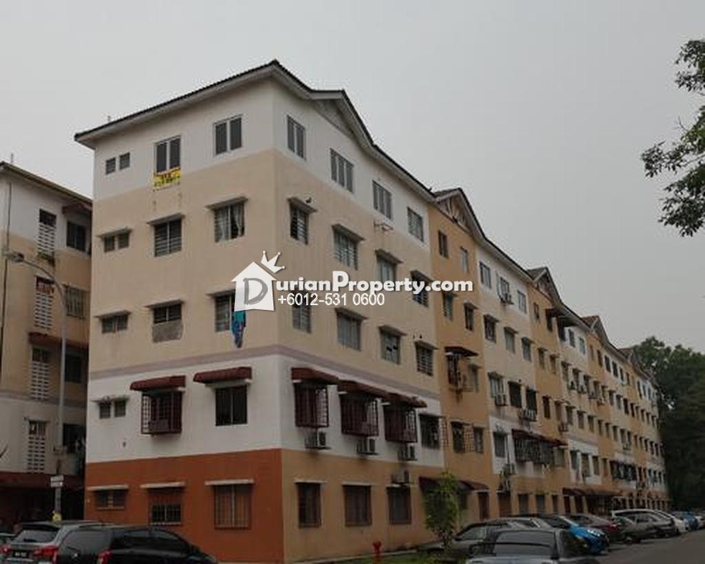 Apartment For Auction at Bandar Bukit Tinggi 2, Klang