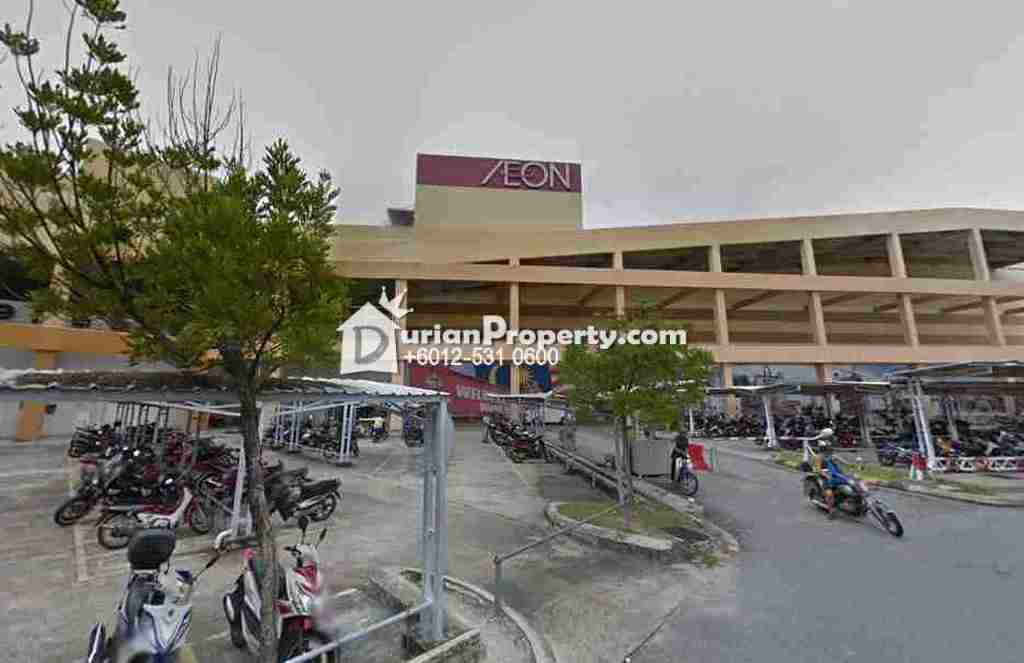 Shop For Auction at Hatten City, Bandar Melaka