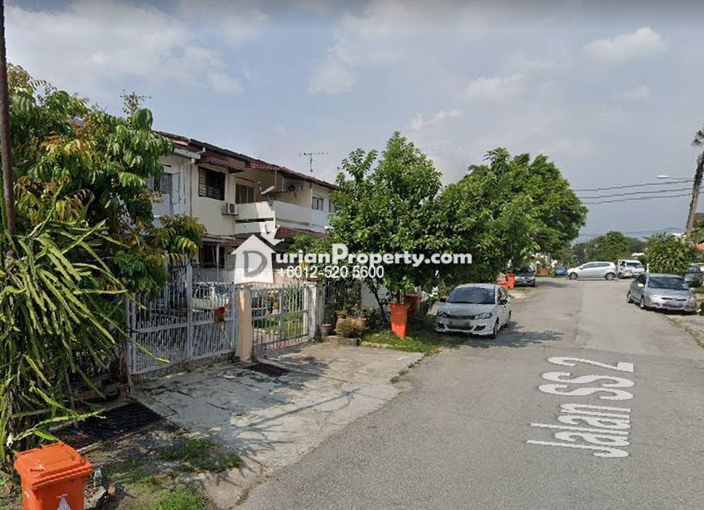 Terrace House For Auction at Pj New Town, Petaling Jaya