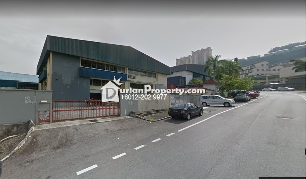 Semi-D Factory For Sale at Taman Bukit Permai, Cheras