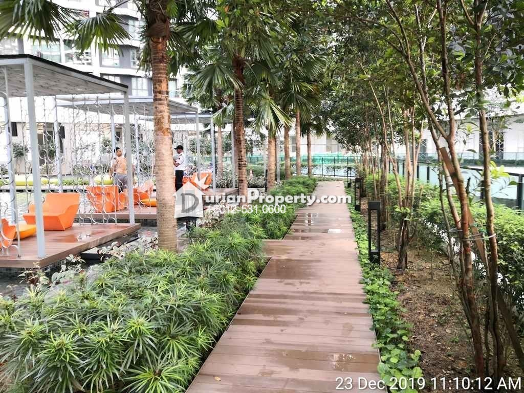 Apartment For Auction at KL Traders Square, Setapak