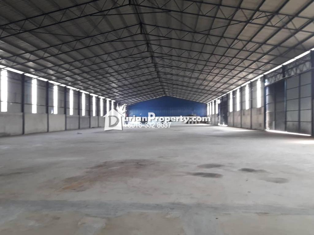 Detached Warehouse For Rent at Banting, Selangor