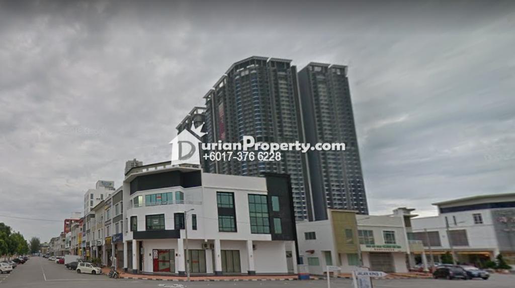 Shop Office For Sale at Kota Laksamana, Bandar Melaka