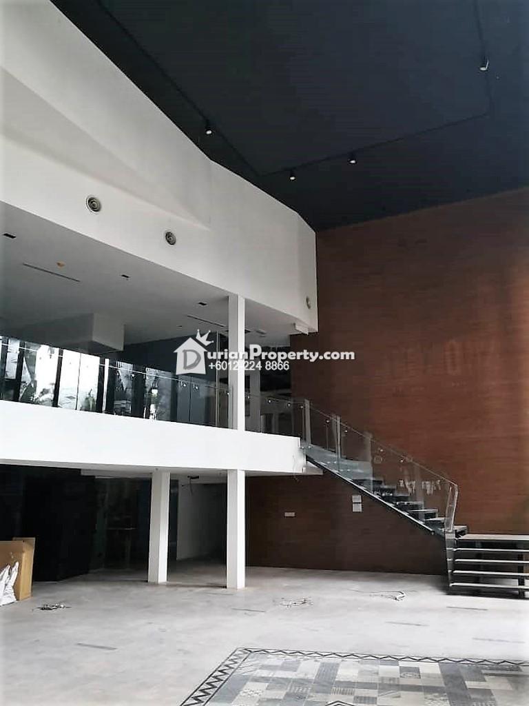 Retail Space For Rent at Scarletz Suites, KL City Centre