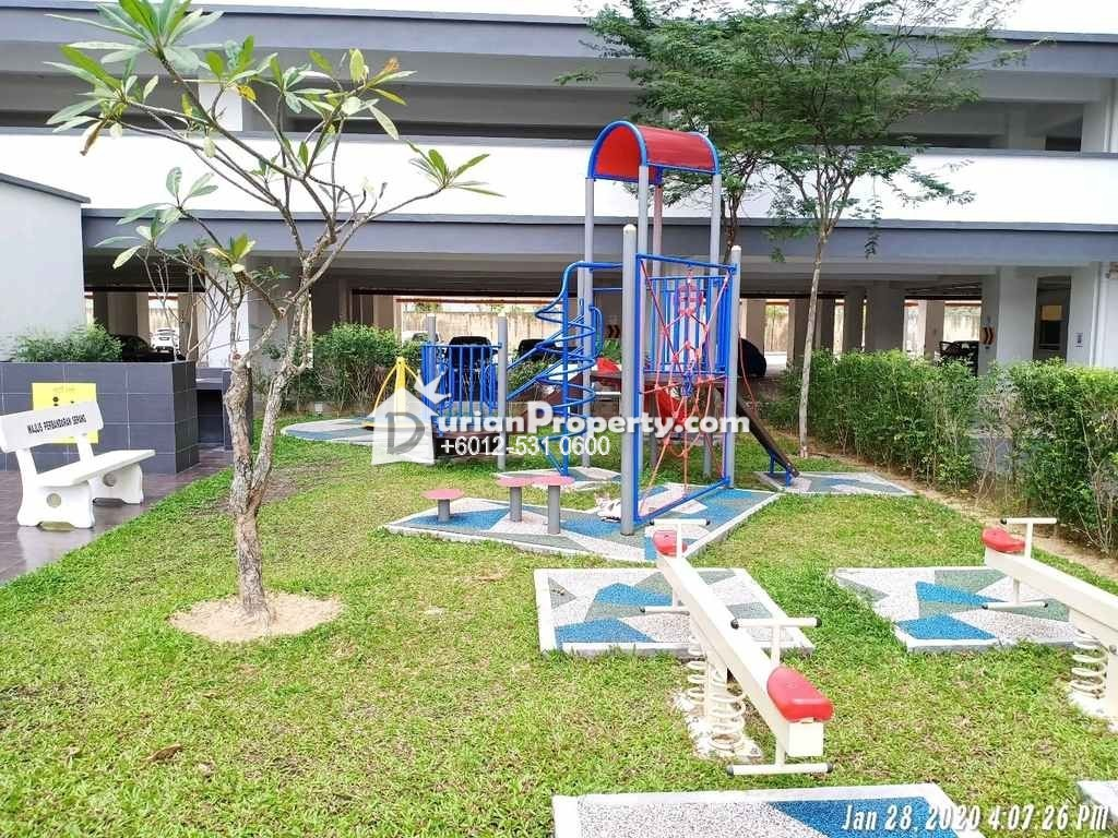 Apartment For Auction at Ehsan Residence, Sepang