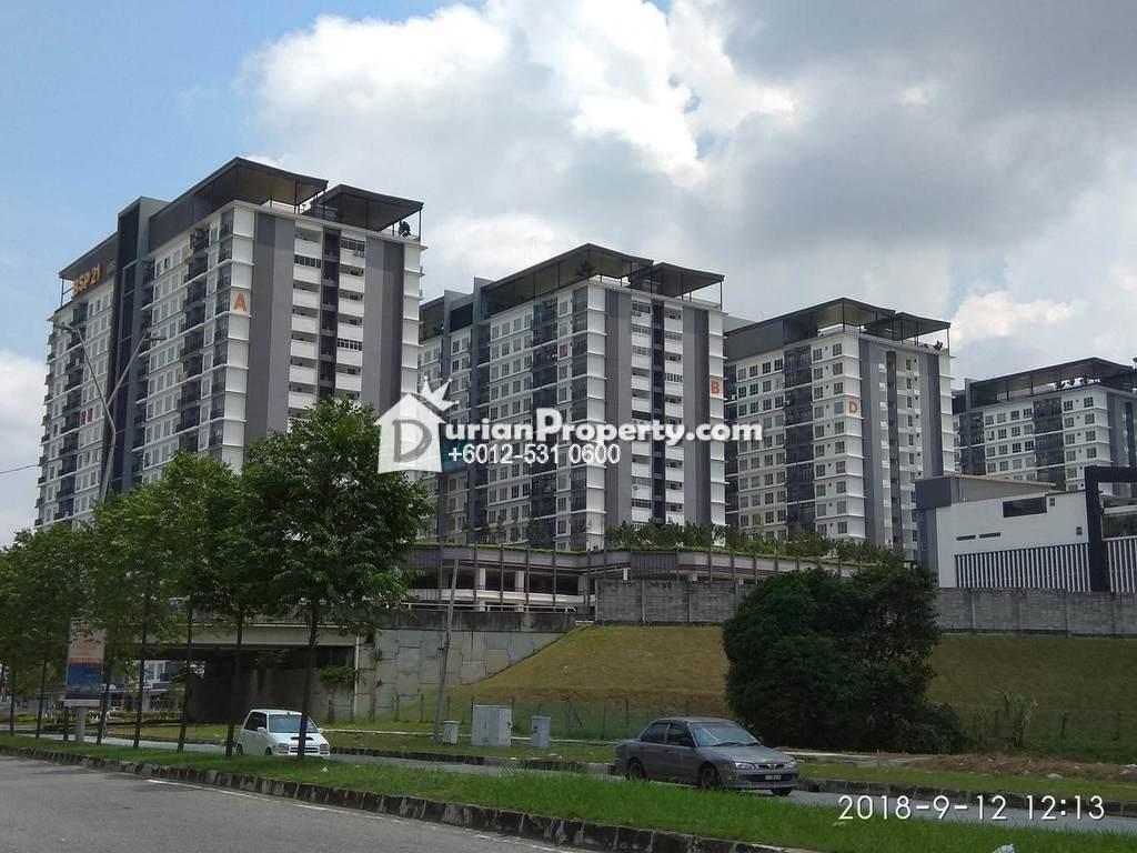 Apartment For Auction at BSP 21, Bandar Saujana Putra