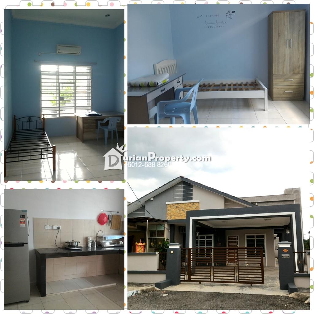 Semi D Room for Rent at Taman Nanas, Teluk Intan