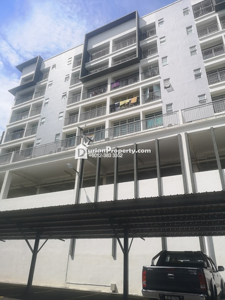 Condo For Rent at Hijauan Height, Kajang