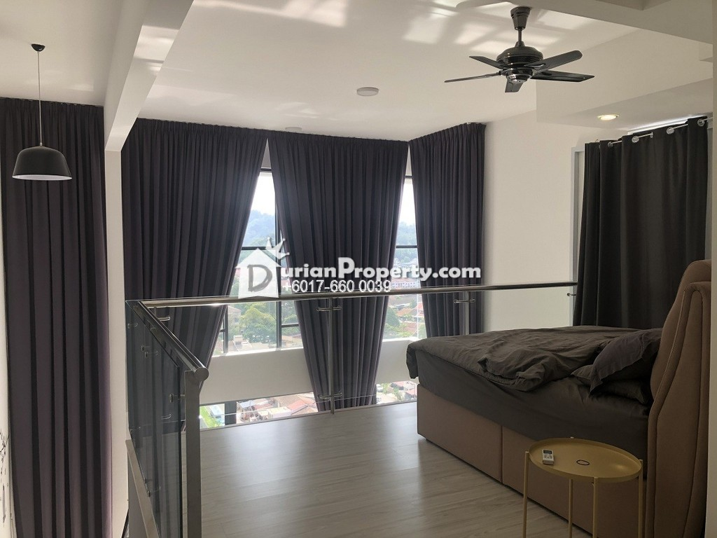 Condo Duplex For Sale at You Vista, Batu 9 Cheras