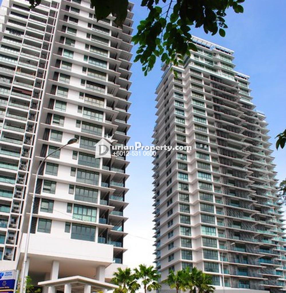 Condo For Auction at Zehn Bukit Pantai, Bangsar