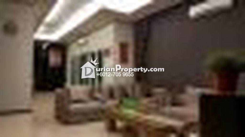 Terrace House For Sale at Villa Manja, Bandar Menjalara