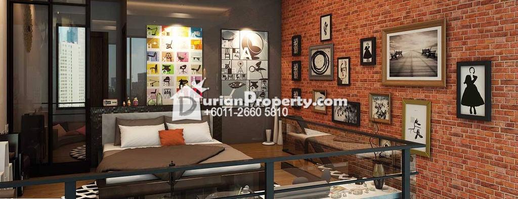 Condo For Rent at De Centrum, Kajang