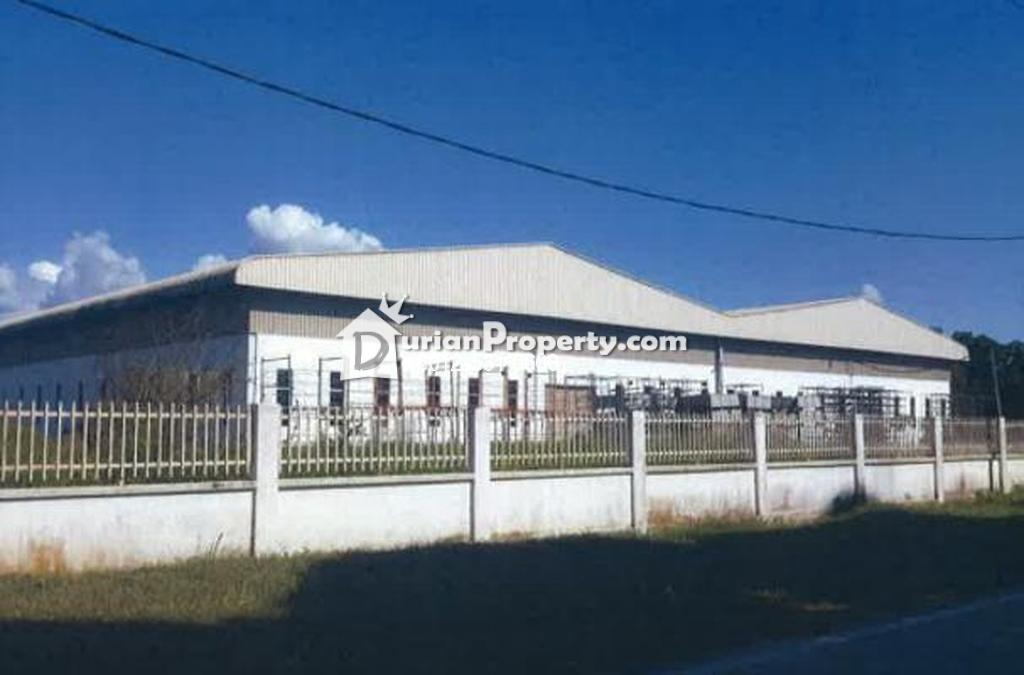 Semi-D Factory For Auction at Zurah, Rasa