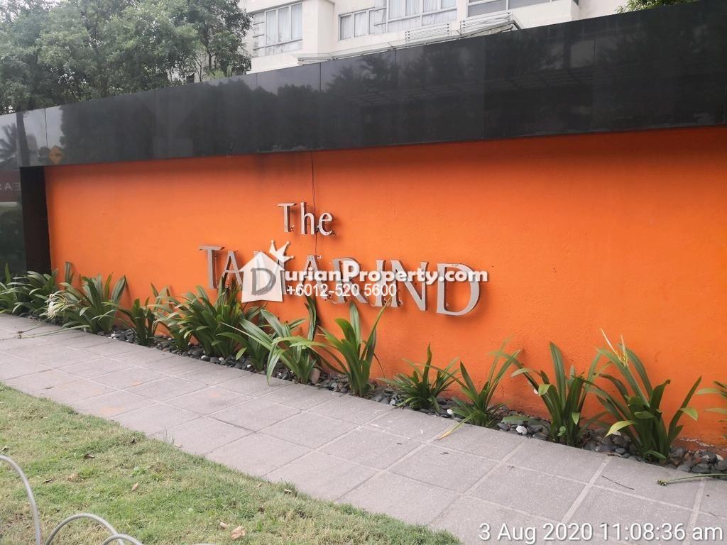 Condo For Auction at The Tamarind, Sentul