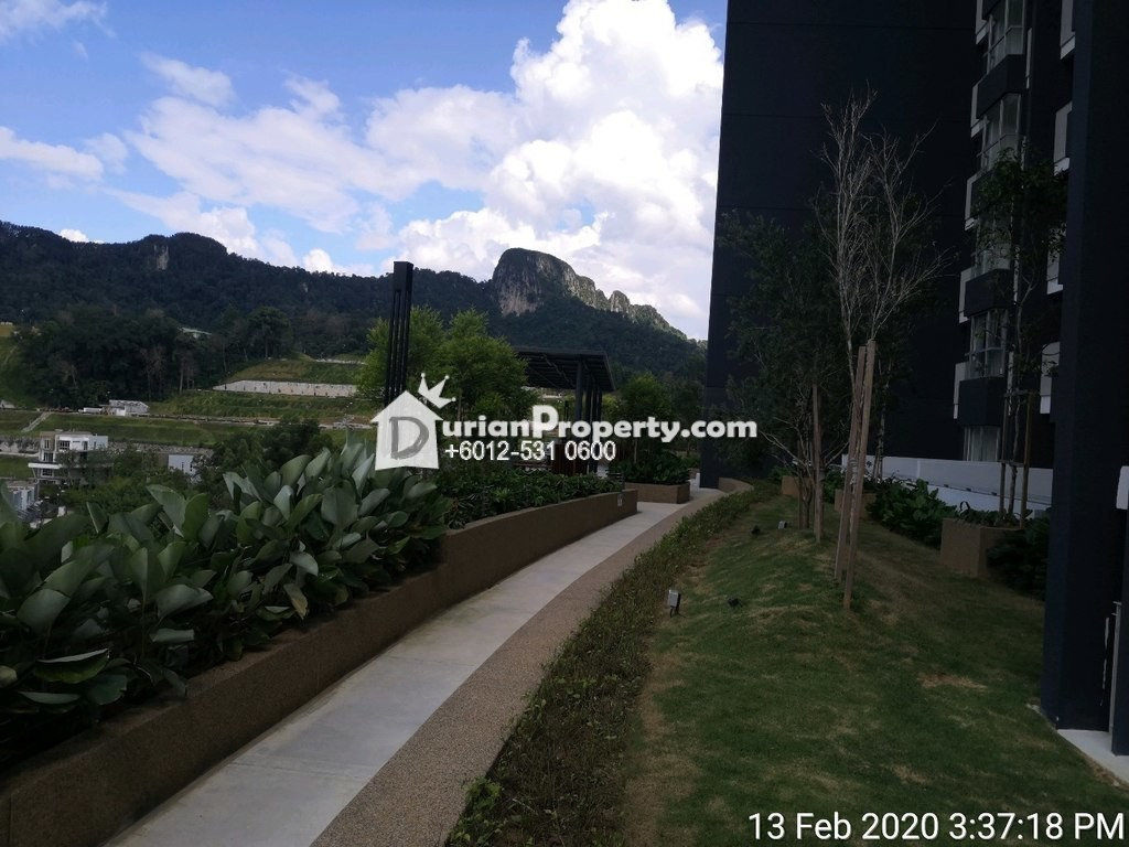 Apartment For Auction at Nadayu 63, Melawati