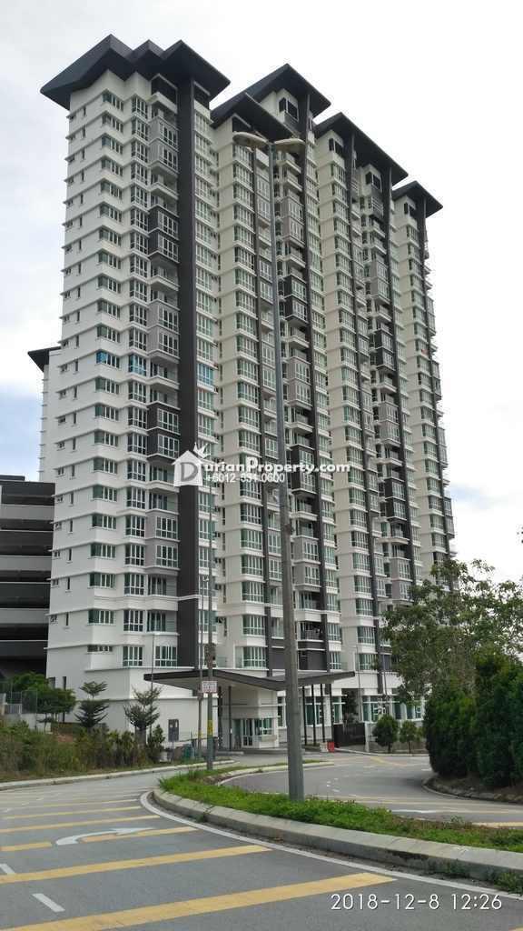 Condo For Auction at V Residence, Cyberjaya