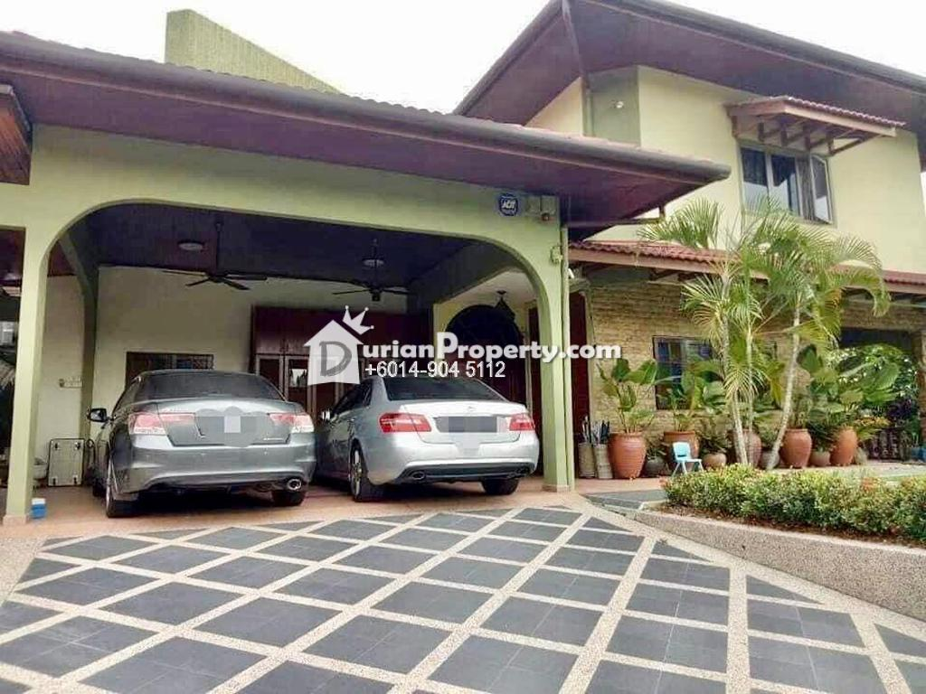 Bungalow House For Sale at Section 11, Shah Alam