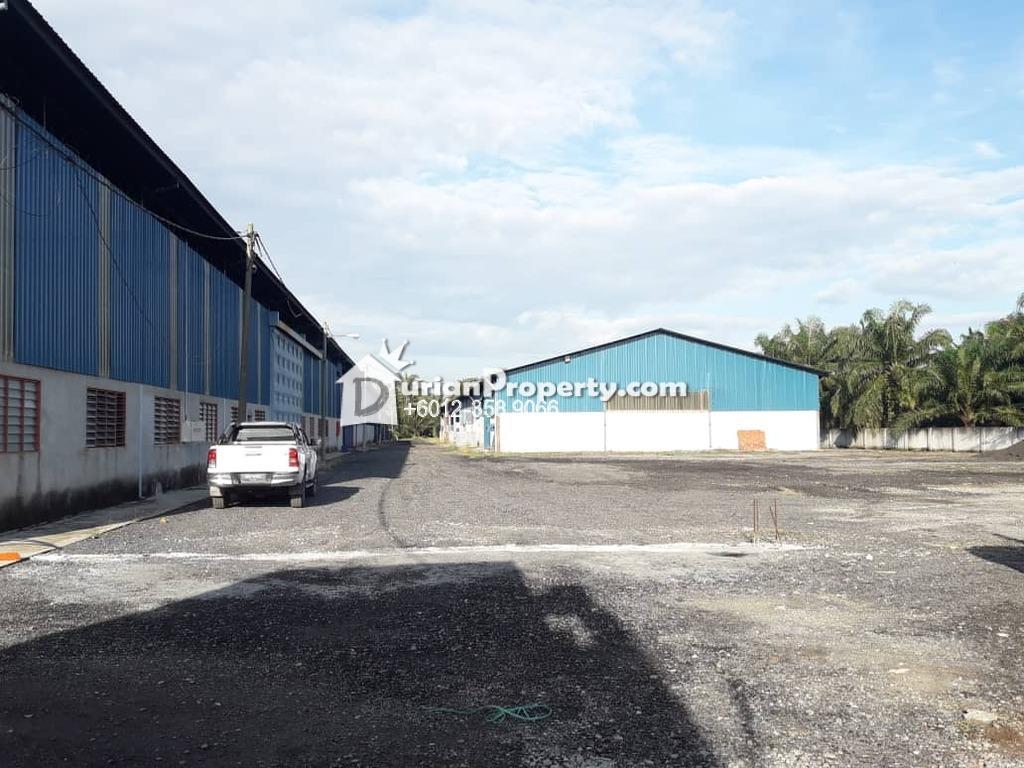 Detached Warehouse For Rent at Taman Banting Jaya, Banting