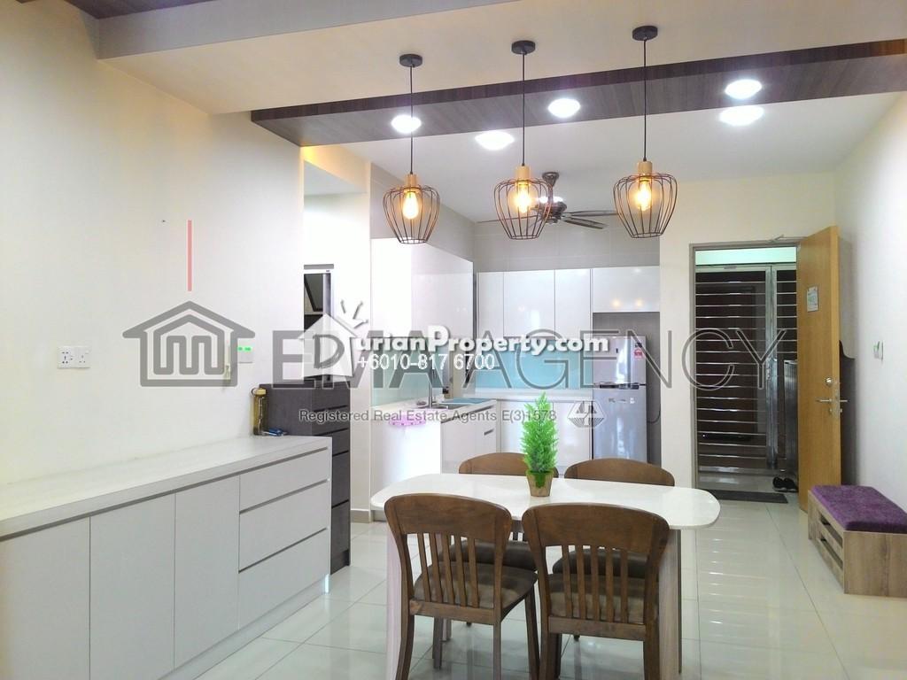 Condo For Rent at Lido Four Seasons Residence, Kota Kinabalu
