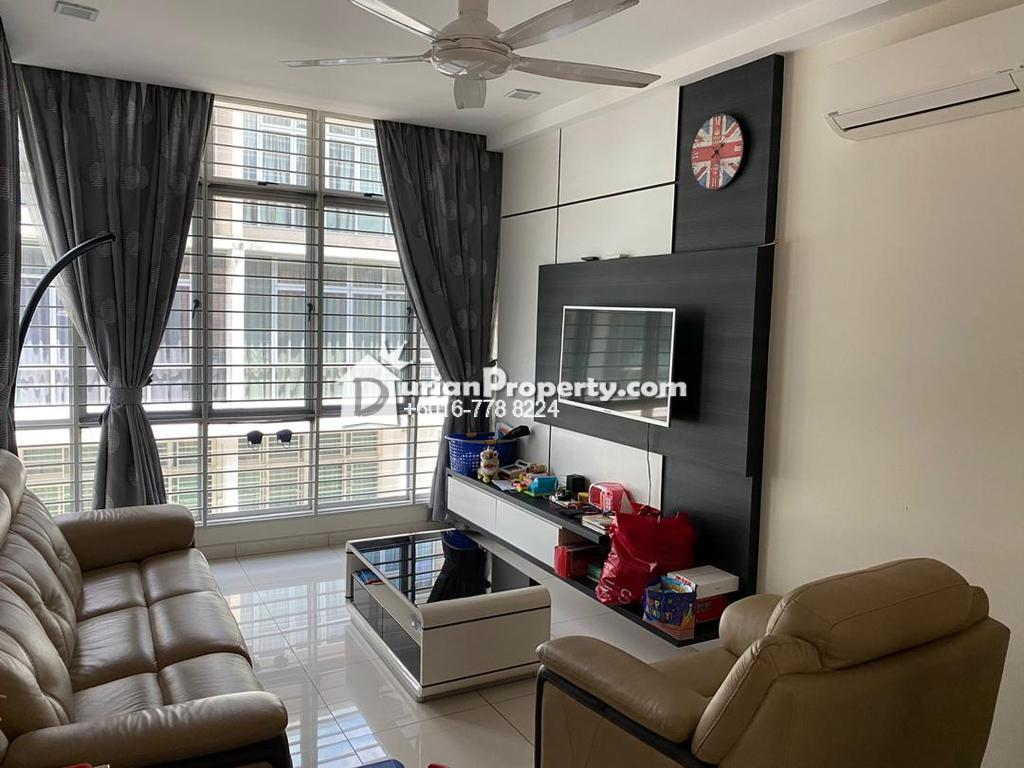 Townhouse Duplex For Rent at The Seed, Skudai