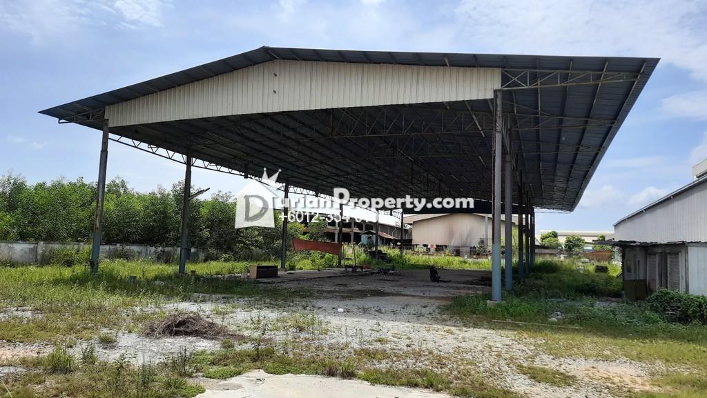 Industrial Land For Rent at Mantin, Seremban