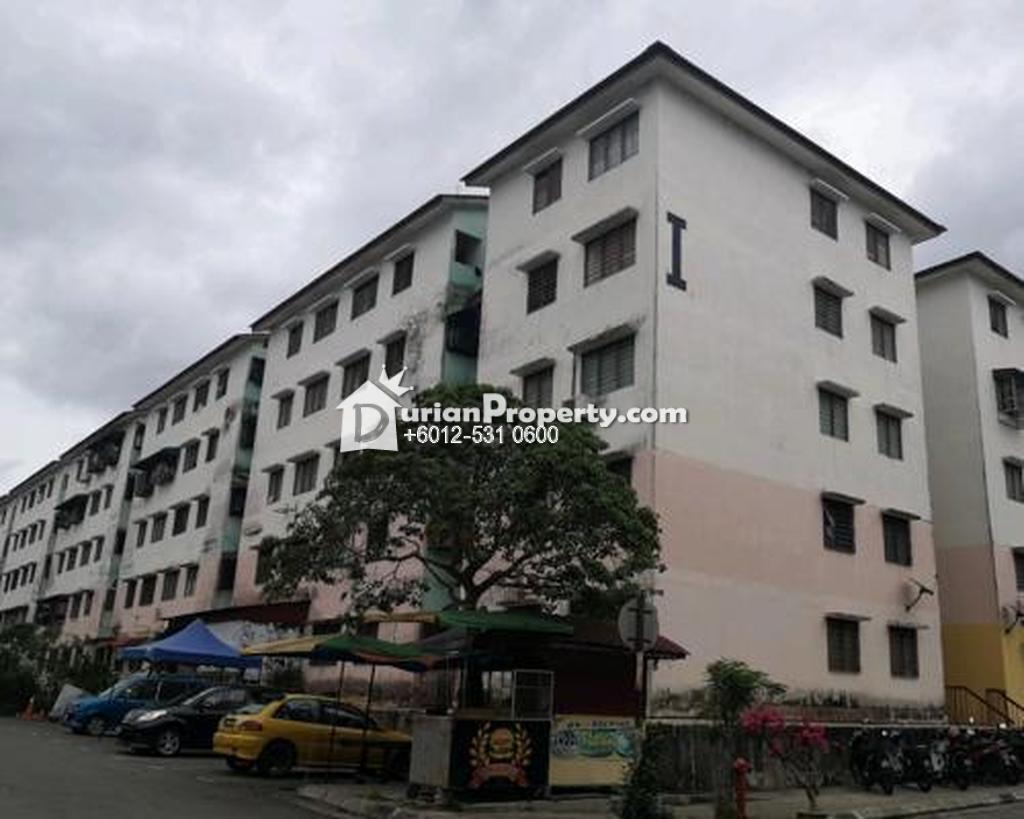 Apartment For Auction at Pangsapuri Baiduri, Bandar Tasik Kesuma