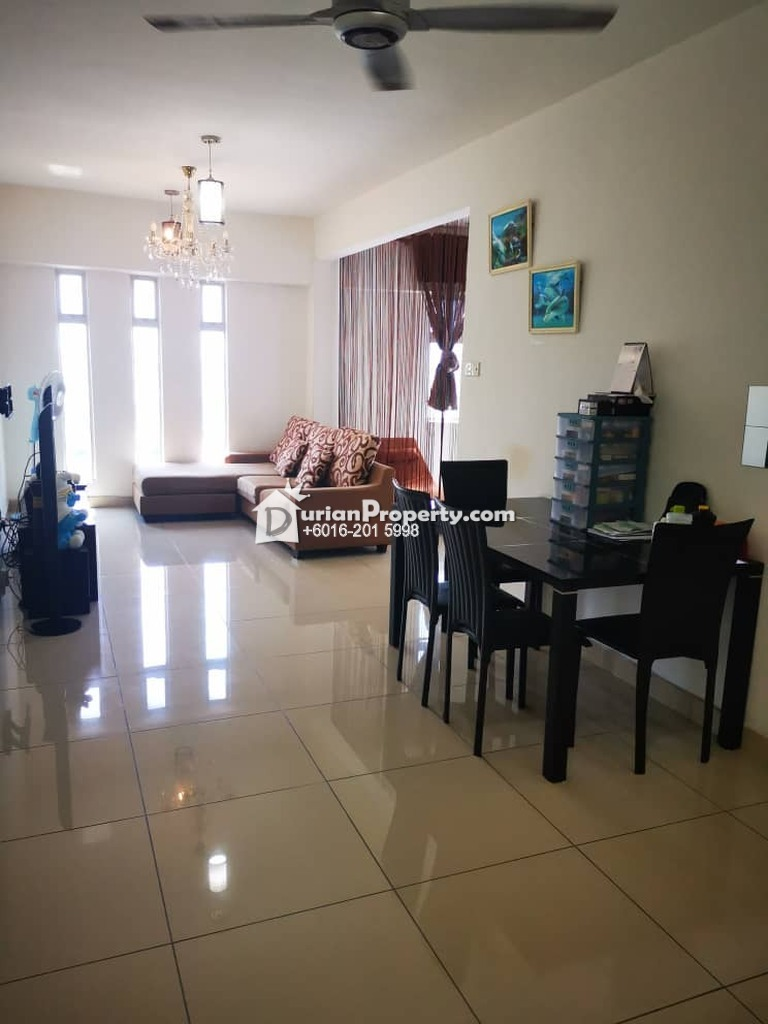 Condo For Sale at KBCC Serviced Apartment, Bandar Kota Bharu