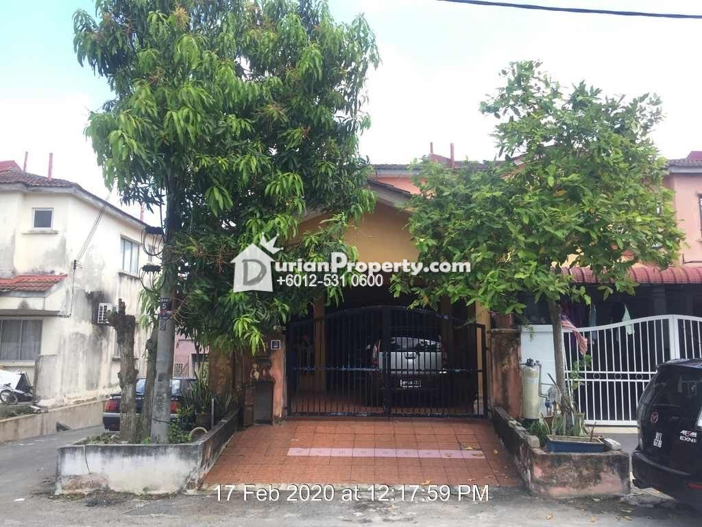 Terrace House For Auction at Bandar Tasik Puteri, Rawang