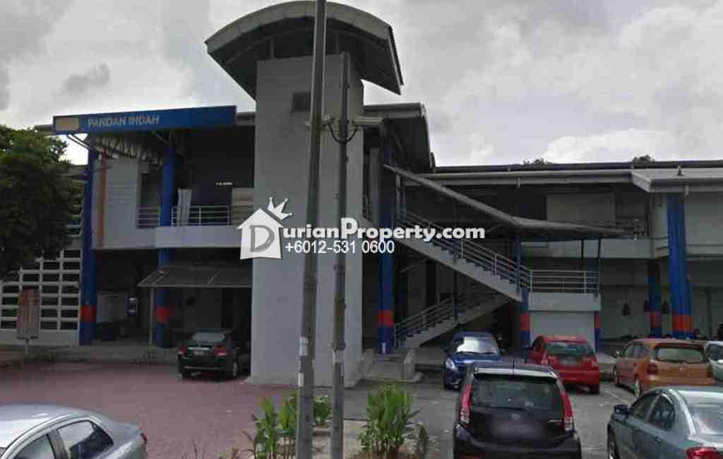 Apartment For Auction at Taman Lembah Maju, Kuala Lumpur