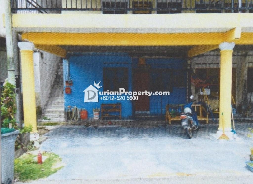 Flat For Auction at Taman Gadong Jaya, Labu
