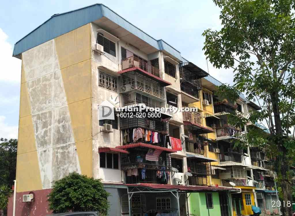 Apartment For Auction at Section 24, Shah Alam
