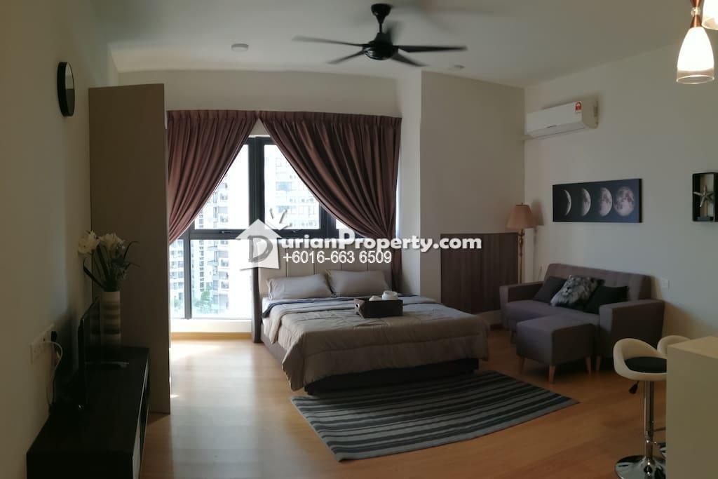 Serviced Residence For Rent at Country Garden Danga Bay, Johor Bahru