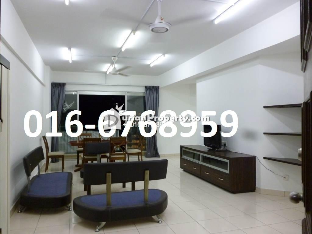 Condo For Sale at Villa Wangsamas, Wangsa Maju