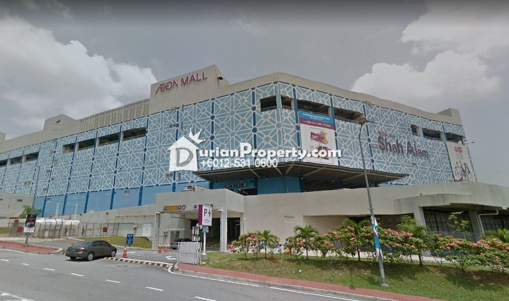 Terrace Factory For Auction at Section 22, Shah Alam