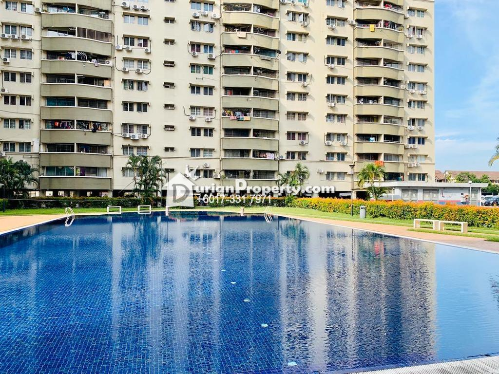 Condo For Sale at Sentul Utama Condominium, Sentul