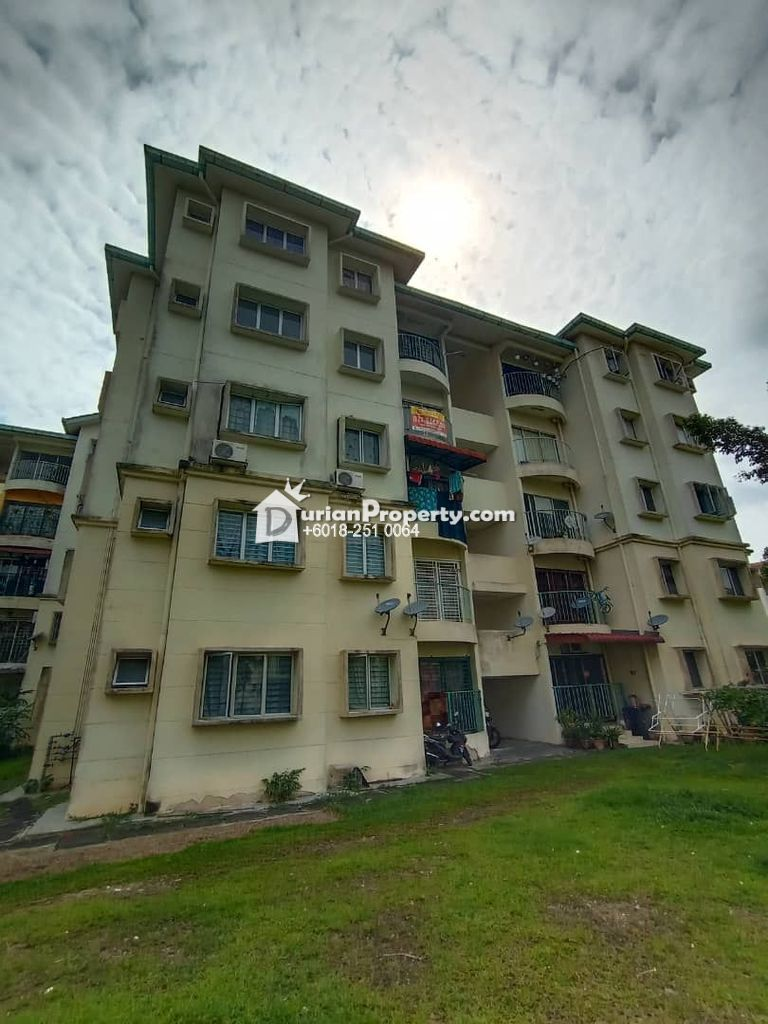 Apartment For Sale at Birchwood Court, Bandar Tasik Puteri