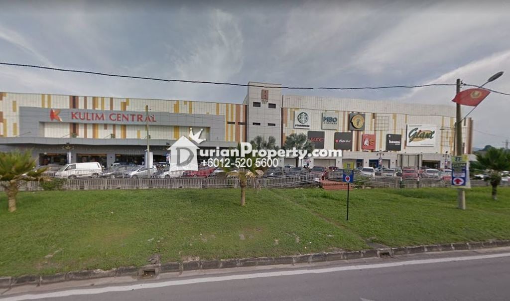 Terrace House For Auction at Kulim Hi-Tech Park, Kulim