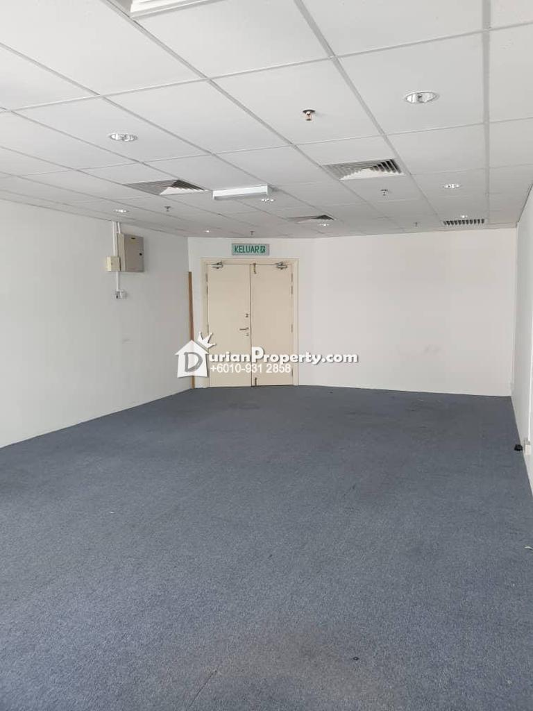 Office For Rent at Solaris Dutamas, Dutamas