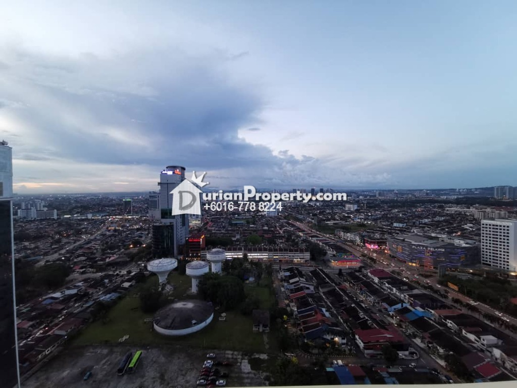 Serviced Residence For Rent at Twin Galaxy, Johor Bahru