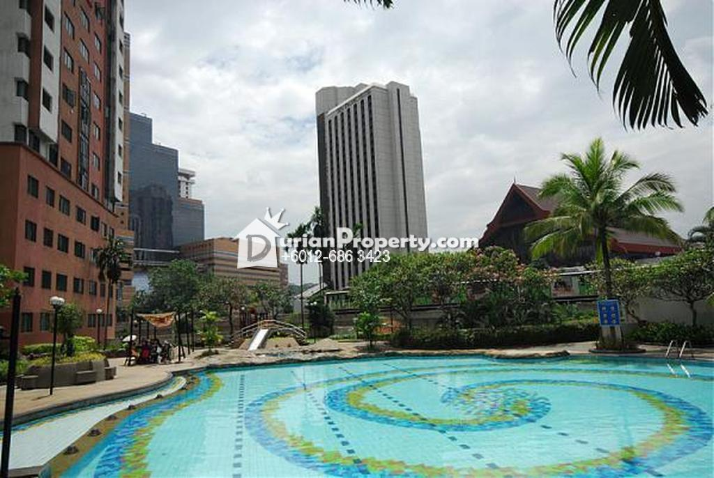 Condo For Sale at Bistari Condominium, Chow Kit