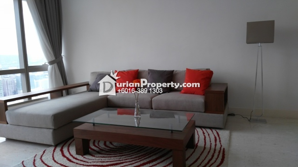 Condo For Rent at Banyan Tree, KLCC