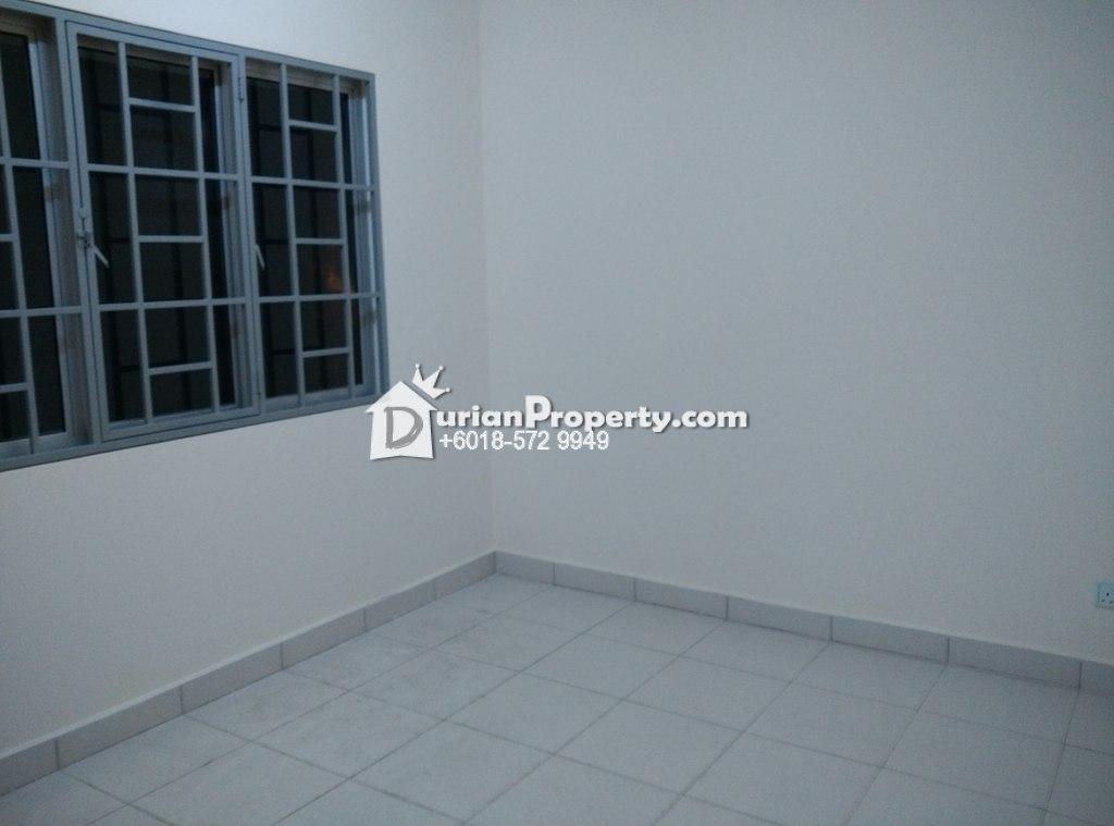 Apartment For Rent at Pangsapuri Taman Tasik Sungai Chua, Bukit Angkat