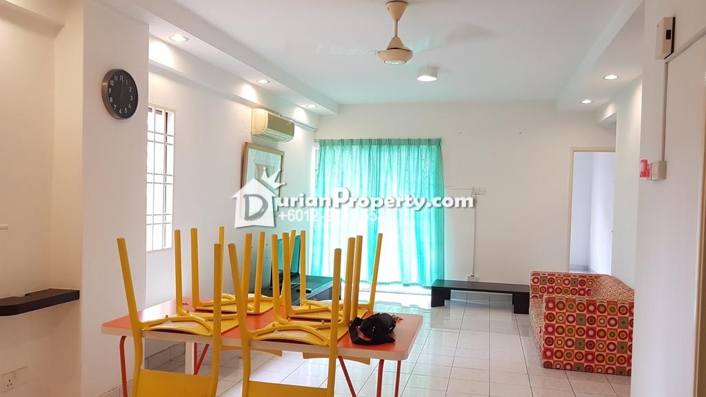 Condo For Rent at Pelangi Damansara, Petaling Jaya
