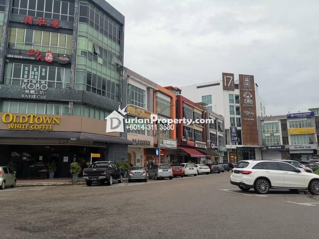 Shop For Rent at Taman Austin Heights, Johor Bahru