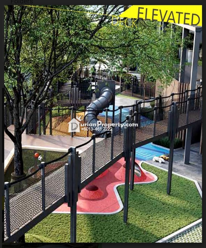 Serviced Residence For Sale at Section 13, Shah Alam