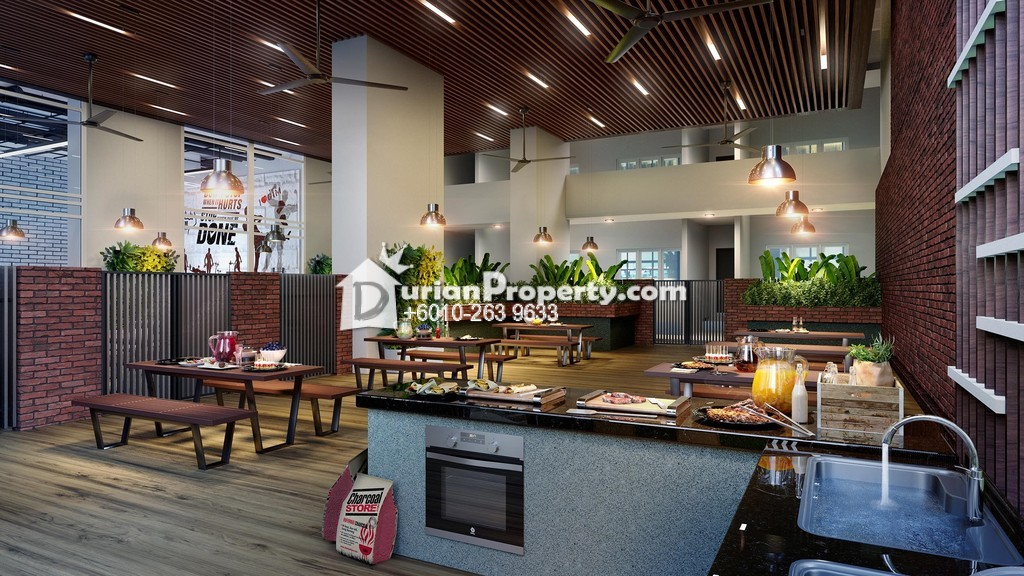 Serviced Residence For Sale at Pangsapuri Subang Jaya, Subang Jaya