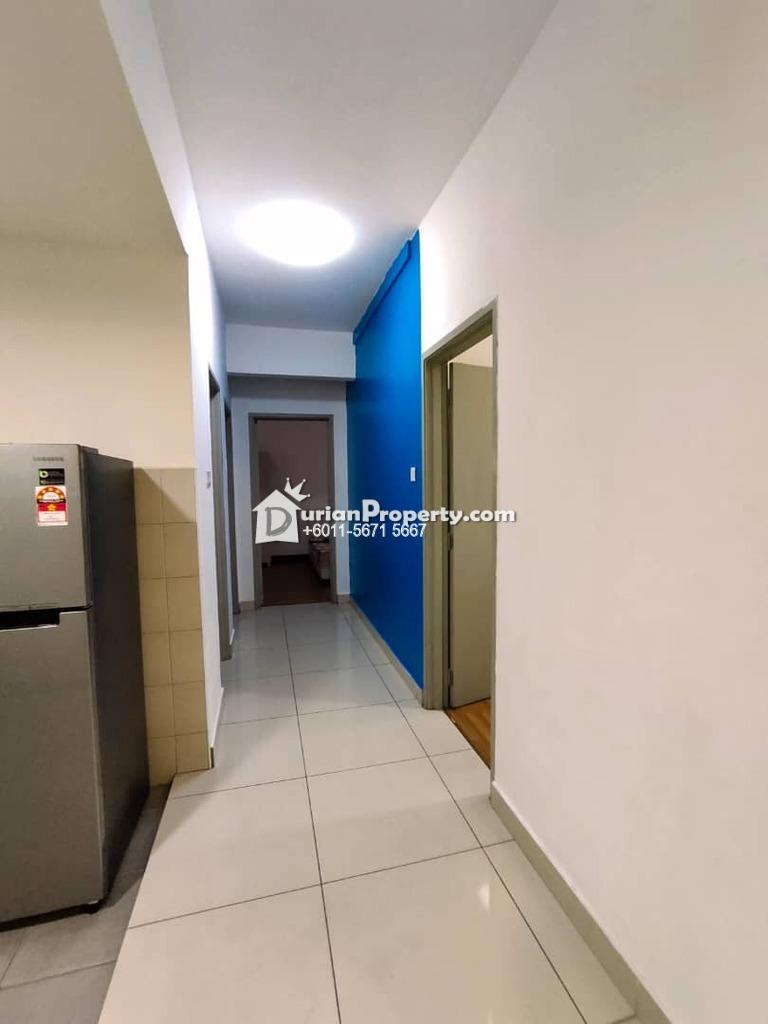 Condo For Rent at Gardenz @ One South, Seri Kembangan