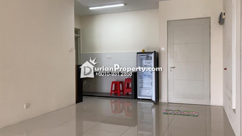 Condo For Rent at Platinum Lake PV16, Setapak