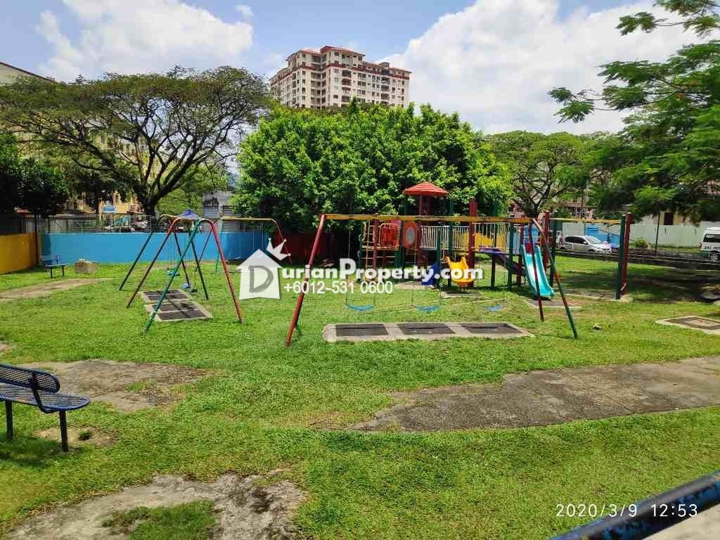 Flat For Auction at Seri Nilam Apartment, Ampang