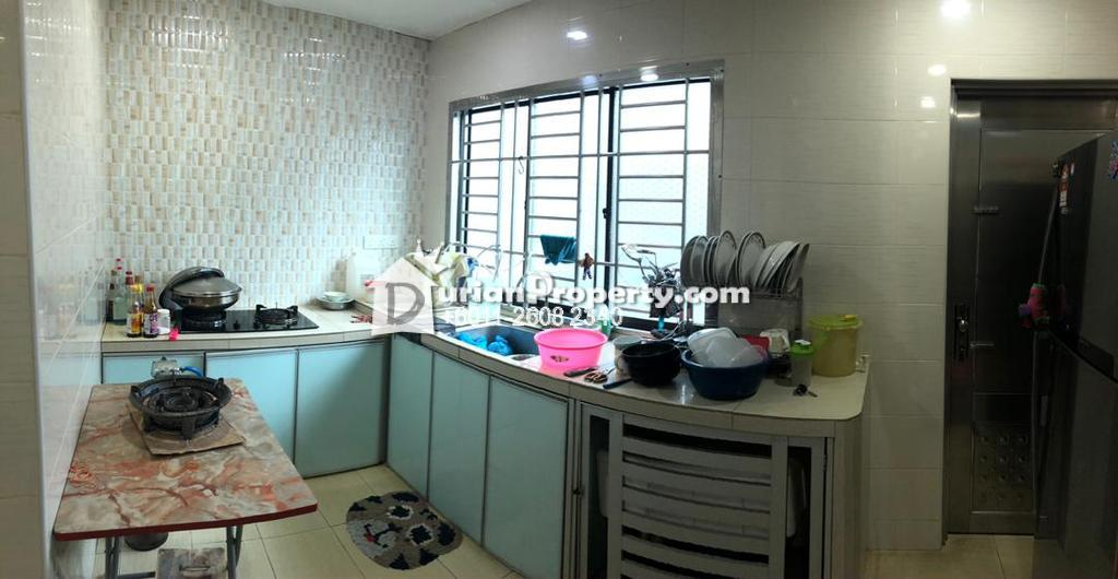Terrace House For Sale at Bandar Baru Permas Jaya, Masai
